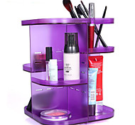 Creative Multi-function 360 ° Cosmetics Storage Shelf