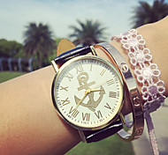Women's Watch Fashion Rome Anchors Quartz watches