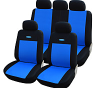 AUTOYOUTH High Quality Car Seat Covers Universal Fit Polyester 3MM Composite Sponge  Car Covers Seat Cover Accessories