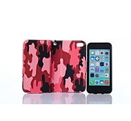 PU Multi-Functional Wallet Fission Holster Disruptive Pattern Mobile phone Case for iPhone 5C  Assorted Color