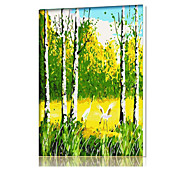 DIY Digital Oil Painting  Frame Family Fun Painting All By Myself  Crane Dance Autumn  X5045