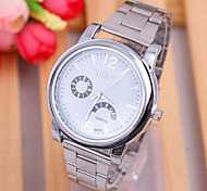 Ladies' Watch Simple European And American Style Steel Band Quartz Watch