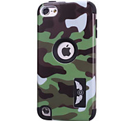 Waterproof Shockproof Hard Military Duty Case Cover for iPod iTouch5(Assorted Colors)