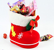 Christmas Boots Gift Bag Supplies Party Decorative Crafts