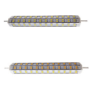 R7S 15W 1500LM 72-SMD 5050 LED Light Horizon Plug Light White (6000-6500K) Lighting Decoration (Assorted-color)