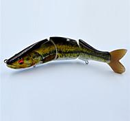 Hot 6.6 Inch 65 Gram Artificial Type Fishing Lures Hard Plastic Body Swim Bait for Top Water Fishing