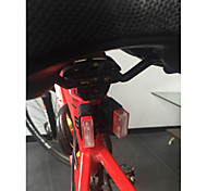 Mtigersports ® LED Bike back Light  60 Lumens Clip Design/ USB charging battery / easy to mount on and take off