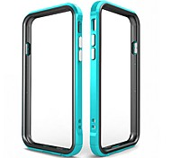 High Quality TPU+PC Bumper Frame for iPhone 6S/6 (Assorted Colors)