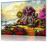 DIY Digital Oil Painting  Frame Family Fun Painting All By Myself  Fairyland  X5033