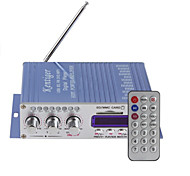 hy502 mini amplificatore di potenza digitale auto moto stereo audio supportati dal lettore di musica mp3 usb sound dvd cd fm sd