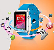 BSW V08 Wearable Smart Watch , Hands-Free Calls/Media Control/Camera Control/Waterproof for Android&iOS