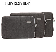 Laptop Sleeve Waterproof Case Shockproof Shell Laptop Bag case for Macbook Air/Pro/Retina 11.6/13.3/15.4
