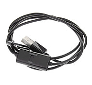 Data Charge Cable Support Line empezar a cobrar por Samsung Galaxy Note 10.1 Tab 2 8.9 7.7 P6800 P3100 P5100 P7500 N8000