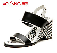 Aokang® Women's Leather Sandals - 342818203