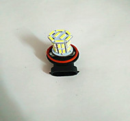 H11 Car Cold White 16W 7500 Fog Light
