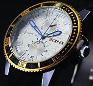 CURREN Men Sport Watches Men Casual Japan quartz Watch (Assorted Colors)