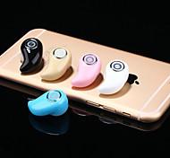 s550 compacta inteligentes auriculares bluetooth v4.0 auriculares, auriculares in-ear para s6 samsung galaxy y otros (colores surtidos)