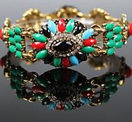 Flash Diamond Jewelry Vintage Bracelet