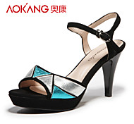 Aokang® Women's Leather Sandals - 142811024