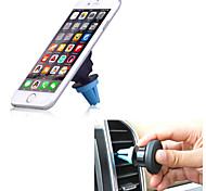 The New Second Generation of Magnets Out of the Air Outlet Phone Bracket for iPhone and Others