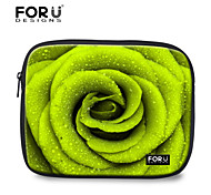 "For U Designs 10""Rose Printing Laptop Sleeve Case for Ipad"