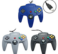 USB Wired Game Controller Gamepad  JoyStick for Nintendo N64 PC MAC Computer