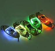 Flash Eye Shape LED Deep Drop Underwater  Fishing Squid Fish Lure Light Lamp