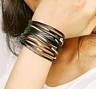 Multi-layers Leather Bracelet Turkish Jewelry