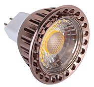 ywxlight® GU5.3 dimmerabile (MR16) 5W 1 pannocchia 850 lm bianco caldo / bianco freddo ha condotto le luci del punto AC / DC 12 V