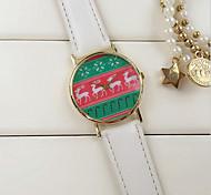 Fashion Women Christmas Watches Christmas Present Wrist Watch Gift Ideas