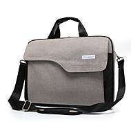 Fashion Big Capacity 15.6 inch Laptop Briefcase Waterproof Shockproof Shoulder Handle Bag for Macbook/HP/sony