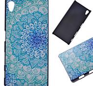 Color Mandala Pattern PC Hard Cover Case for Sony Z5