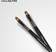 Stellaalpina Concealer Brush Synthetic Hair MAC Makeup Style Professional / Portable Wood Face