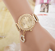Woman Pendant Bracelet Quartz Wrist Watch Cool Watches Unique Watches