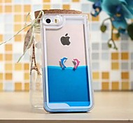 High Quality Dolphin Pattern Cover for iPhone 6 (Assorted Colors)