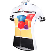 ilpaladinoSport Women Short Sleeve Cycling Jersey New Style  Three-dimensional box  DX589 100% Polyester