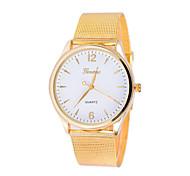 vestido reloj impermeable nuevo acero inoxidable de negocios de moda casual relojes ginebra relojes reloj reloj