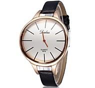 DLS003 Fashion Large dial Women's watches Digital Quartz Wrist watch