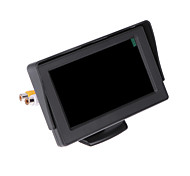 DearRoad LCD Car Reverse Rearview Monitor Color Camera DVD VCR Remote Control 4.3' TFT