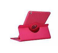360 rotazione casi custodia in pelle di tpu copertura astuta del ipad Mini3 fogli mobili con funzione supporto per Apple iPad 4/3/2