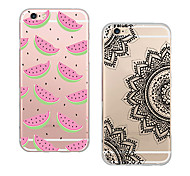 MAYCARI®My Favorite TPU Back Case for iPhone 5/iphone 5s(Assorted Colors)