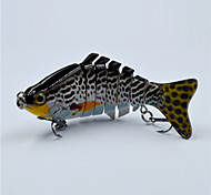 10 CM 15.5 Gram  Hard Artificial Fishing Bait Jointed Fishing Lures for Freshwater and Seawater Fishing
