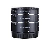 kooka kk-cm47 Kupfer Makro af Verlängerungsrohre für Nahaufnahmen Bild für Canon EOS m (10mm 16mm 21mm) spiegellose Kameras