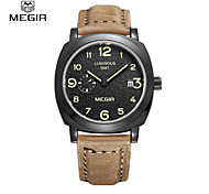 MEGIR® Fashion Wen Watches Luxury Brands Quartz Watches Wrist Watch Waterproof Cool Watch Unique Watch