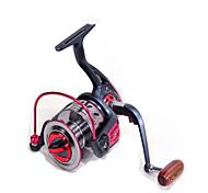 Carrete de la pesca Carretes para pesca spinning 4.9:1 10 Rodamientos de bolas Intercambiable Pesca de Mar - EF3000 Fulang