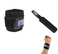 Classic Sports Gym Elastic Stretchy Wrist Joint Brace Support Wrap Band - Free Size