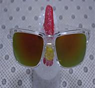 Sunglasses Unisex's Lightweight / Sports / Fashion Square White Sunglasses / Sports / Driving Full-Rim