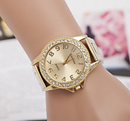 Woman And Men Rome Digital Alloy Wrist Watch