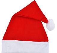Zentai - Unisexo - de Natal - Ternos de Papai Noel - Chapéus - Chapéu