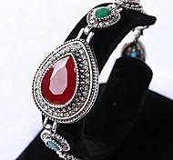Retro Gem Diamond Noble Water Bracelet Wedding